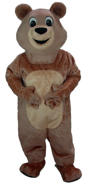 41420 Honey Bear Costume Mascot