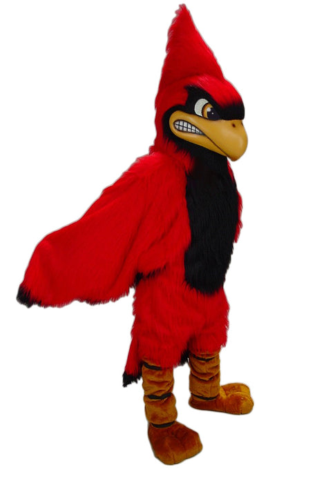 42047 Fierce Cardinal Mascot Costume