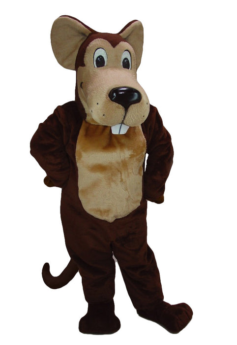 42267 Cartoon Mouse Costume Mascot
