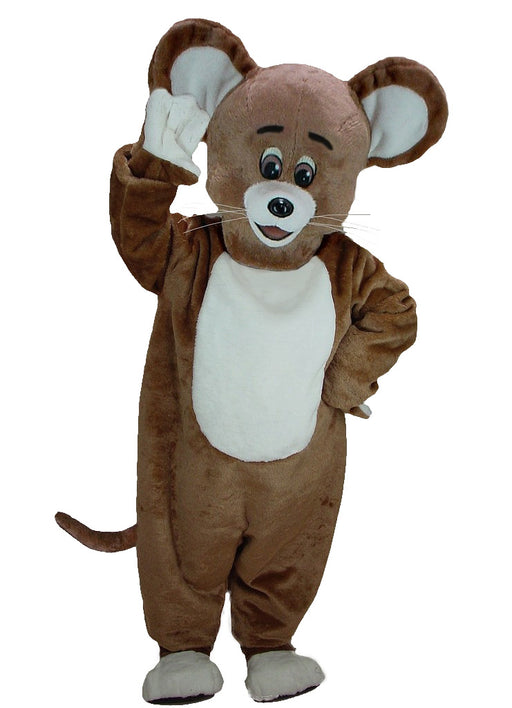 42269 Brown Mouse Costume Mascot