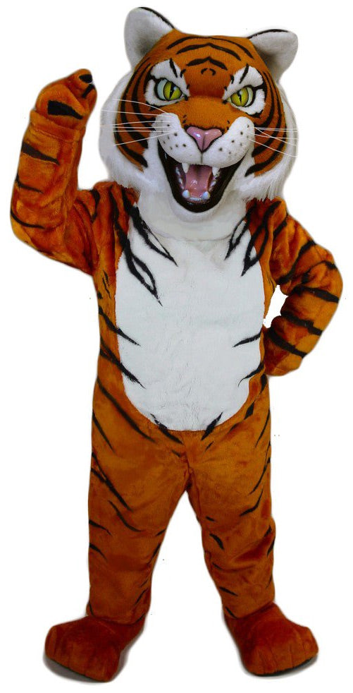 Tiger Mascot Costume 43071 MaskUS Purchase Order