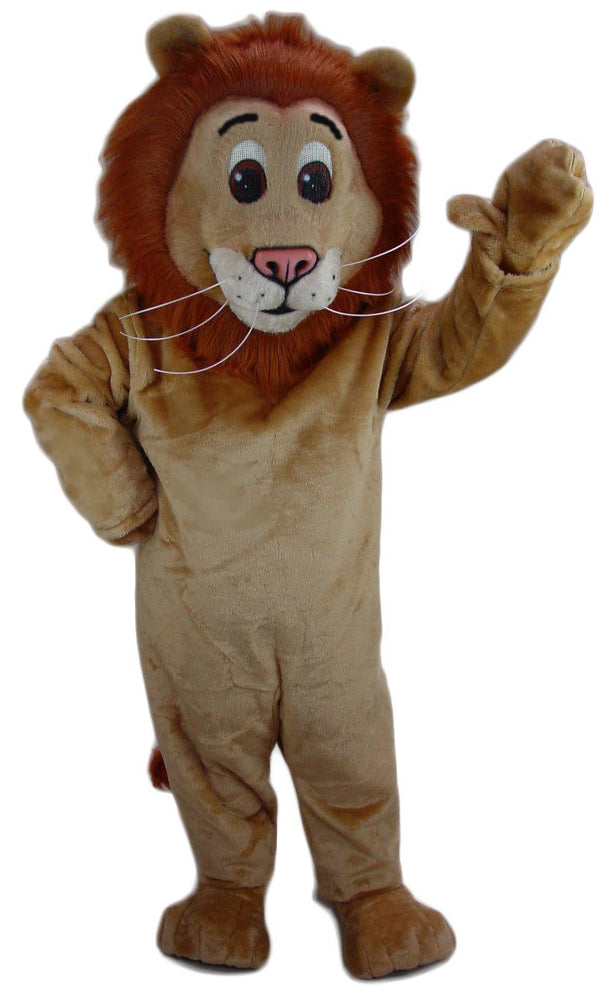 43077 Jr. Lion Costume Mascot