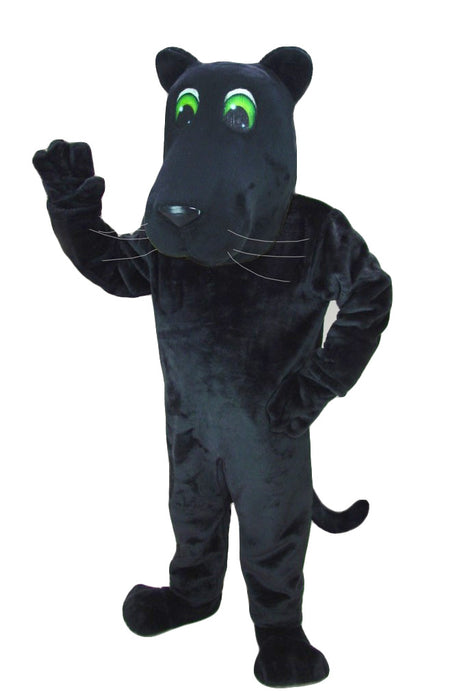 43084 Cartoon Panther Costume Mascot