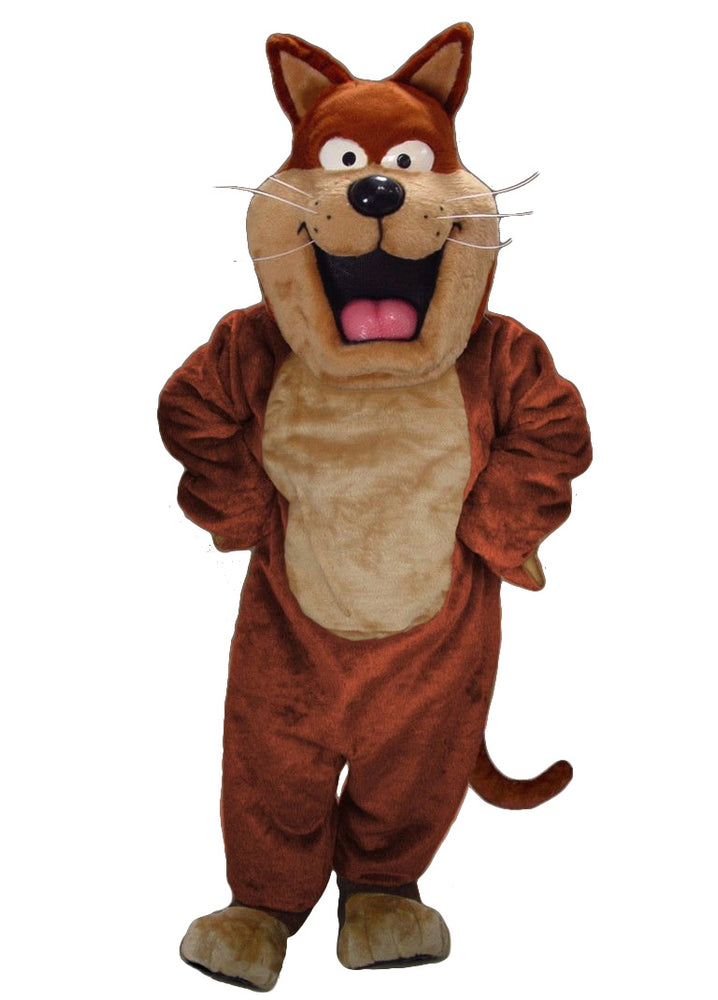 43092 Fat Cat Mascot Costume