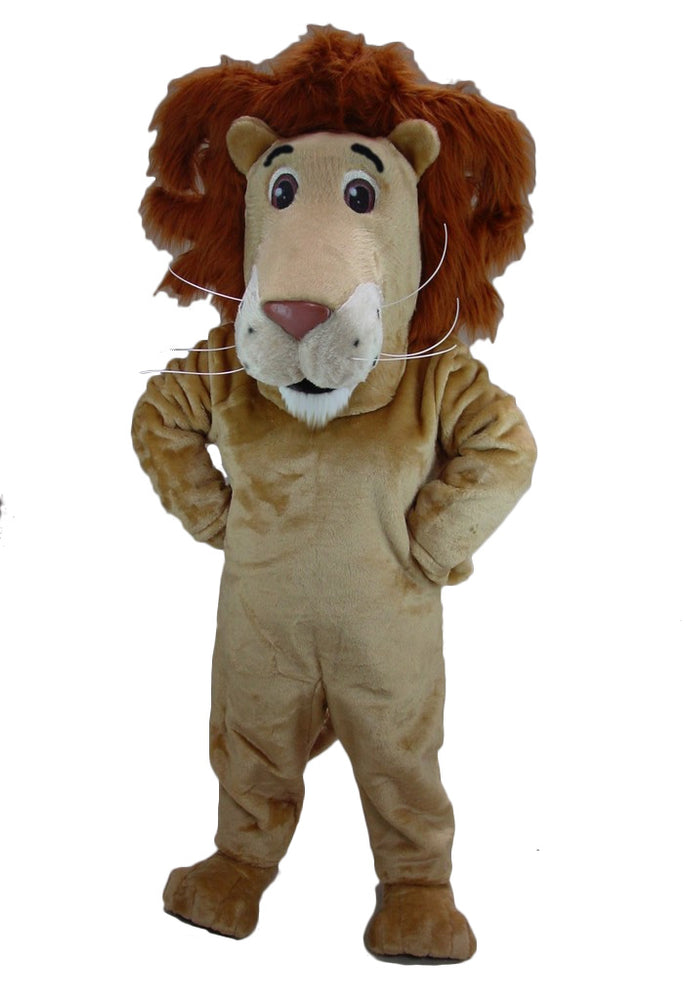 43375 Louie The Lion Costume Mascot