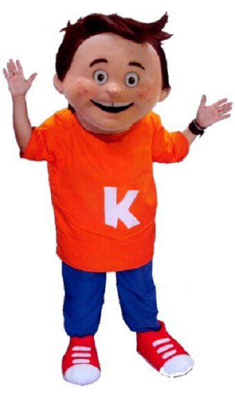 44126 Playground Kid Mascot Costume