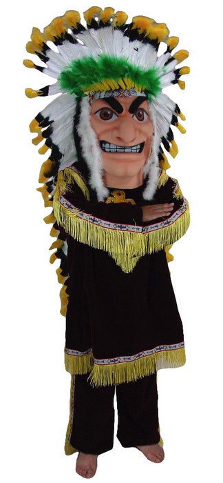 44229 Native American Chief Mascot Costume