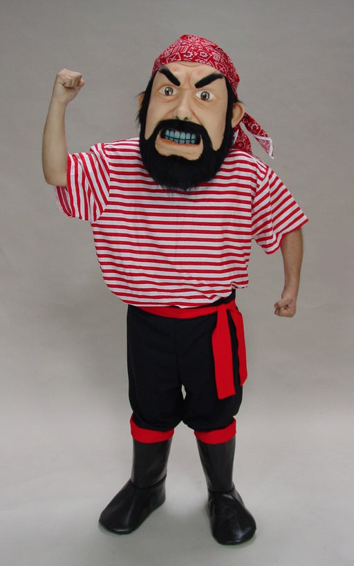 44235 Pirate Mascot Costume