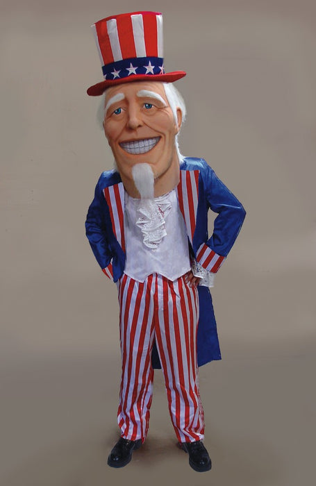 44249 Uncle Sam Costume Mascot