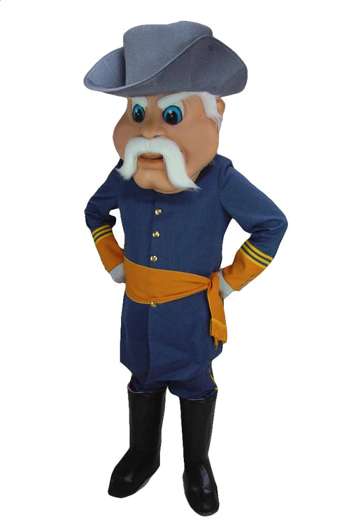 44252 Rebel Civil War Mascot Costume