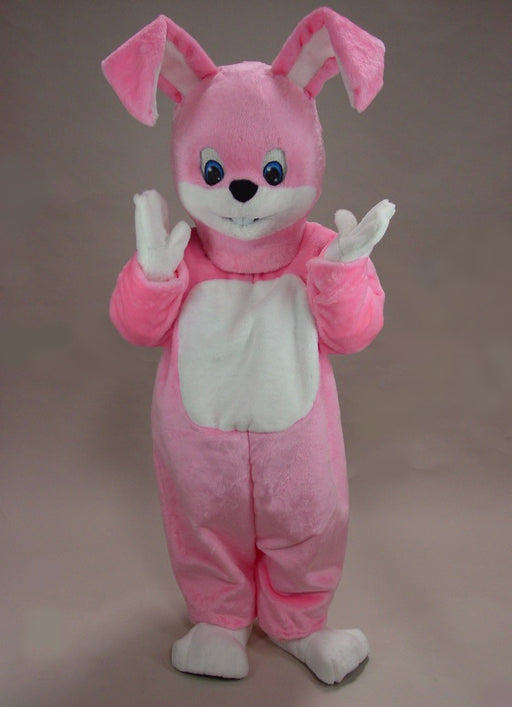 45012 Rosy Rabbit Costume Mascot