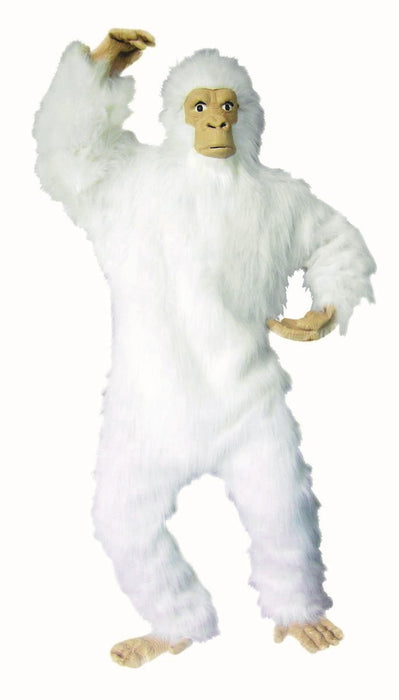 45051 White Gorilla Costume