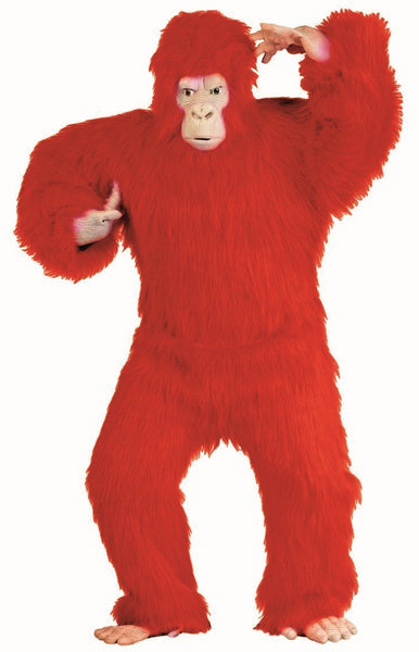 45052 Red Gorilla Costume