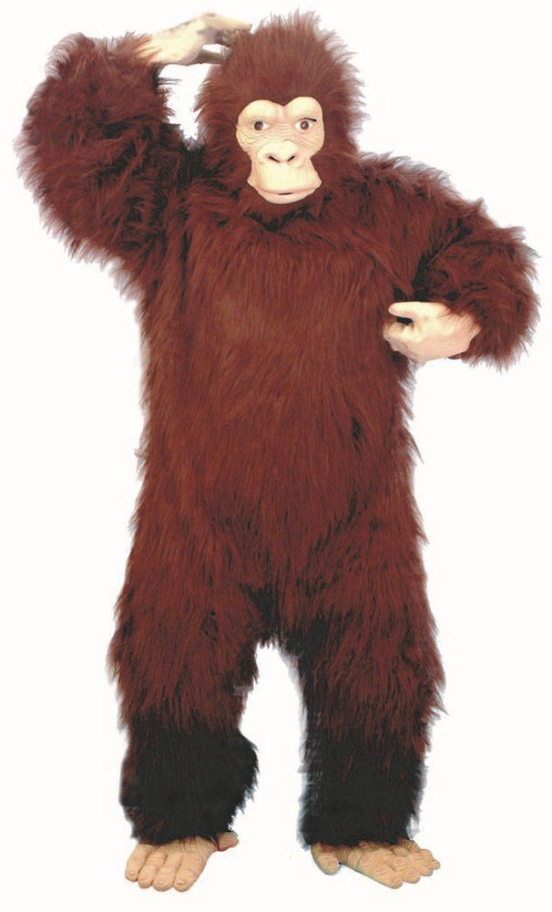 45054 Brown Gorilla Costume