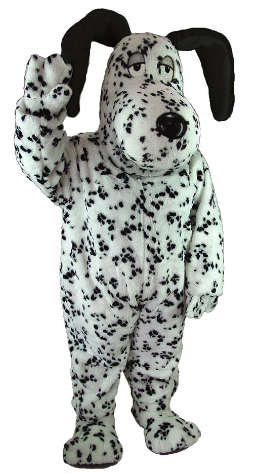 45135 Spotty Dalmatian Dog Mascot Costume