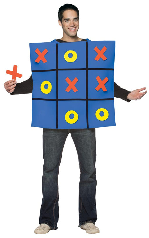 Tic Tac Toe Board Costume