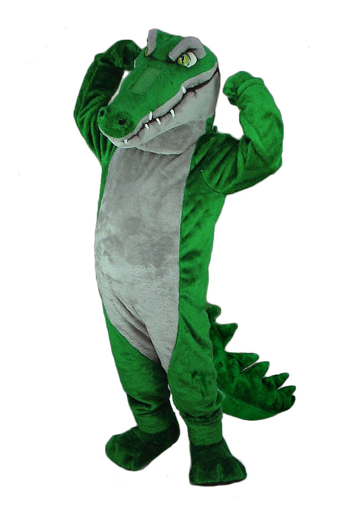 46315 Crocodile Mascot Costume