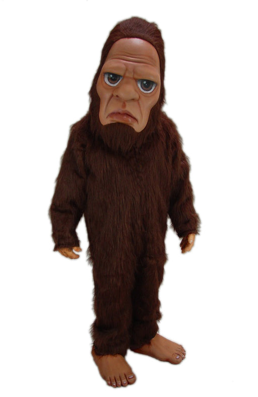 Bigfoot Sasquatch Costume Mascot 47106 MaskUS
