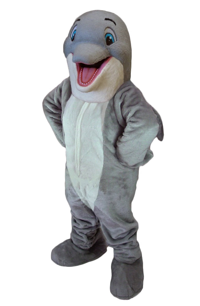 47319 Happy Dolphin Mascot Costume