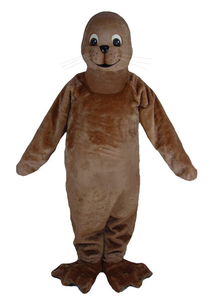 47323 Brown Seal Costume Mascot