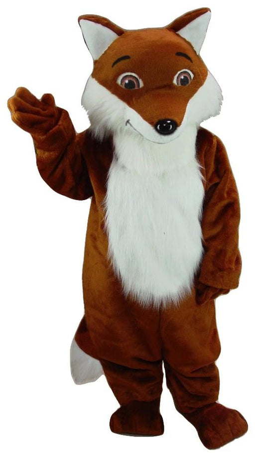 Fox Mascot Costume 48143 MaskUS