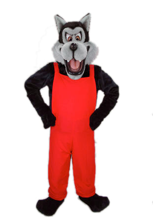 Wolf Costume Mascot Big Bad 48145
