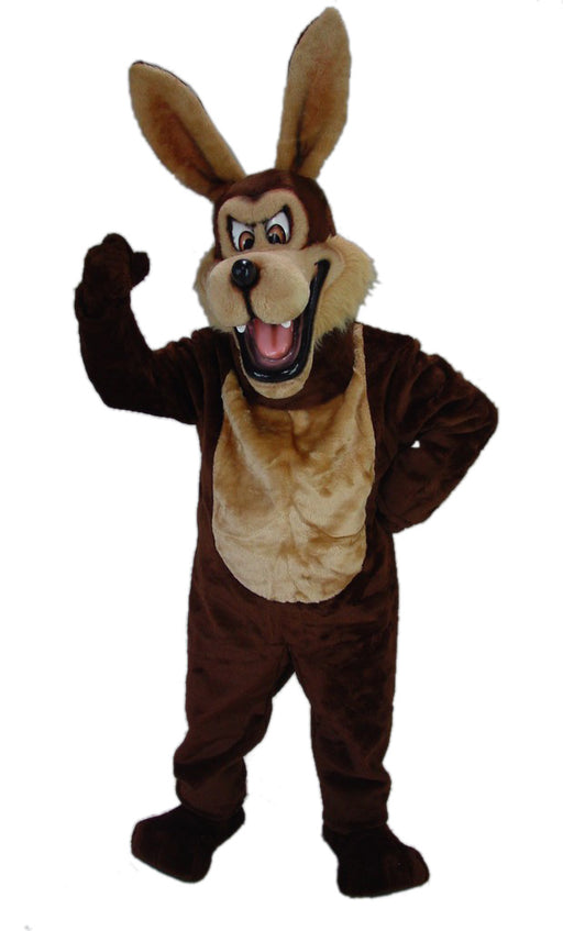 48149 Mean Coyote Costume Mascot