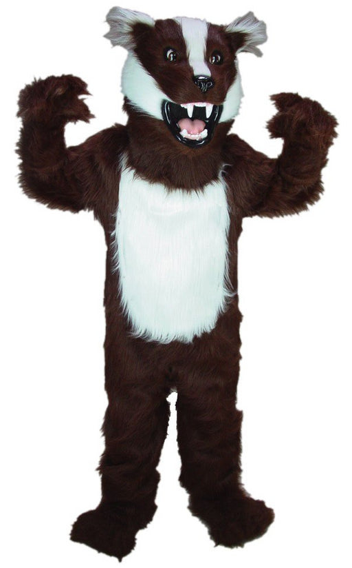 Badger Costume Mascot 48150 MaskUS