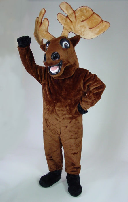 48155 Mr. Moose Costume Mascot