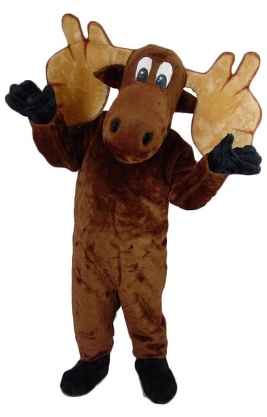 48156 Cartoon Moose Costume Mascot