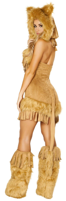 The Bashful Lion Costume