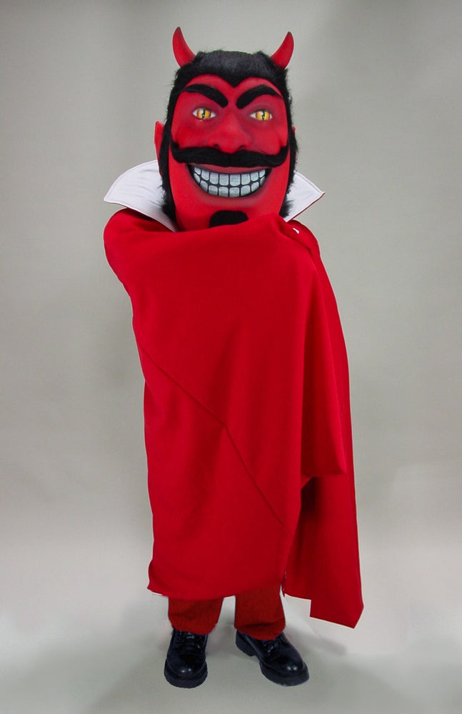 49181 Red Devil Mascot Costume