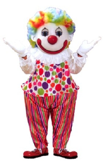 49197 Happy Clown Mascot Costume