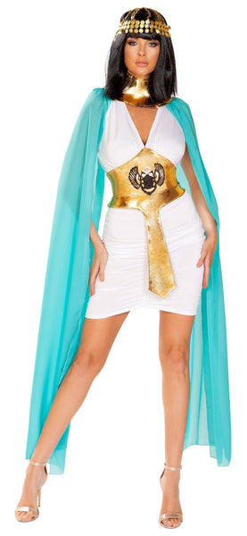 Egyptian Warrior Queen Costume 4926 Roma Costume