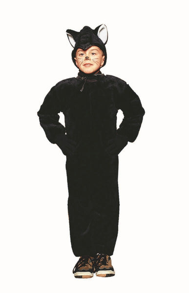 70072 Black Cat Jumpsuit Costume