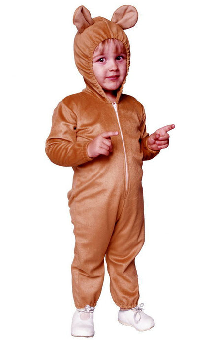 70083 Bear Costume Infant & Toddler