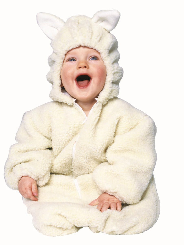 70185 Ba Ba Lamb Infant Bunting Costume