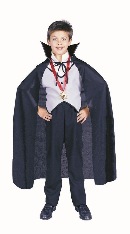 75008 Long Vampire Cape Child