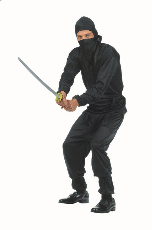 77040 Ninja Costume Black Teen