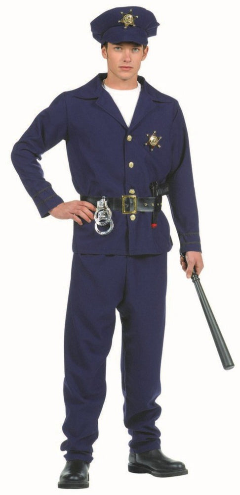 77065 Policeman Costume Teen