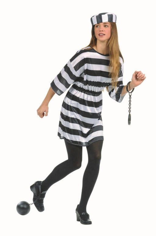 78008 Convict Girl Teen
