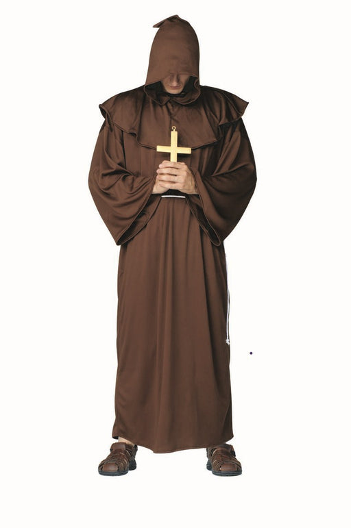 80045 Deluxe Hooded Monk