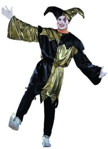 80081 Jolly Court Jester Costume