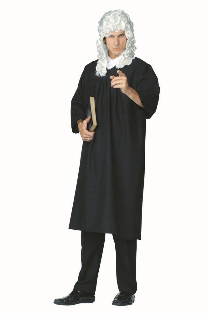 80095 Judge Gown Costume