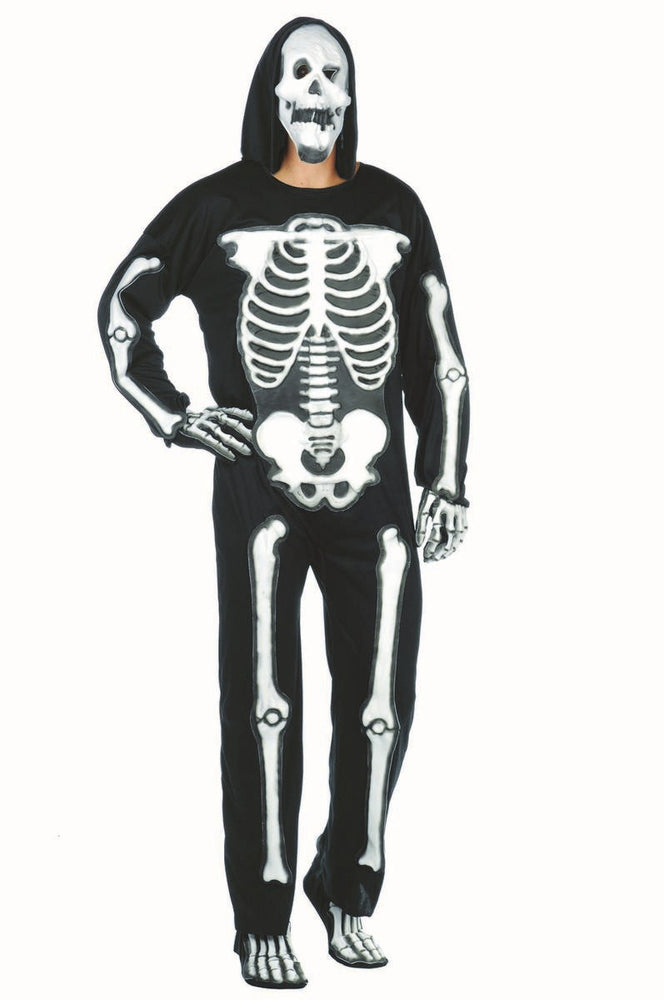 80101 Skeleton Costume