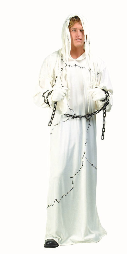 80218 Ghost Costume w/ Chains