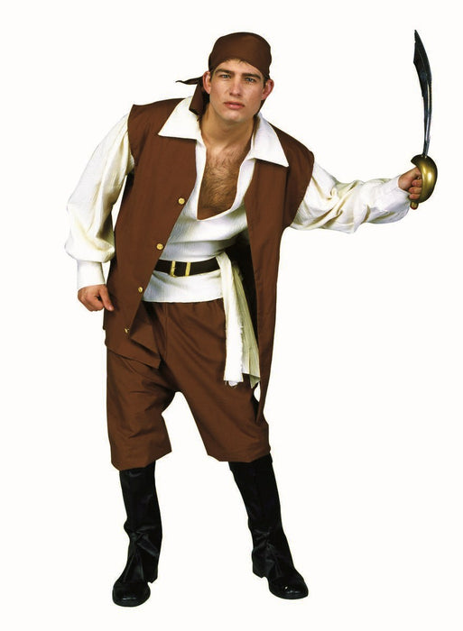 80271 Caribbean Pirate Costume