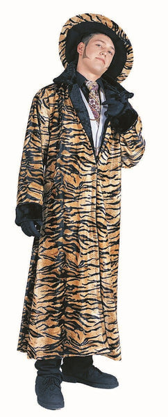80301 Pimp Costume Tiger/Black