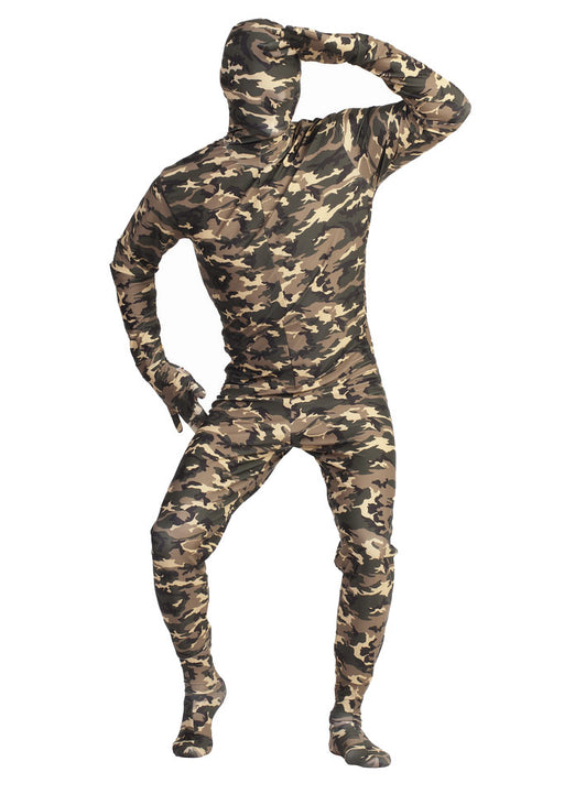 80366 Invisible Camouflage Man Costume