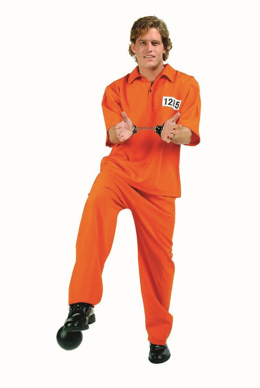 80408 Not Guilty Convict Costume